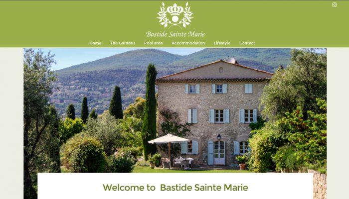 Bastide Sainte Marie